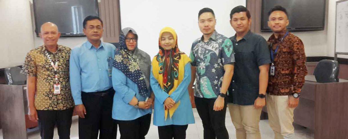 DJI sebagai perusahaan agregator melakukan kunjungan kerja ke PDAM Yogyakarta bersama dengan Mitra Delivery Channel Tokopedia, untuk menggali potensi kerjasama yang baik antara pihak Biller dan Mitra DJI.