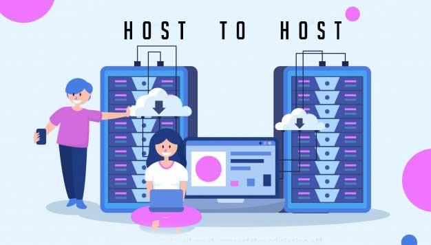 DJI-Host-to-host